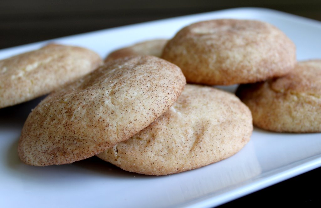 Snickerdoodles (Photograph by Adrian)