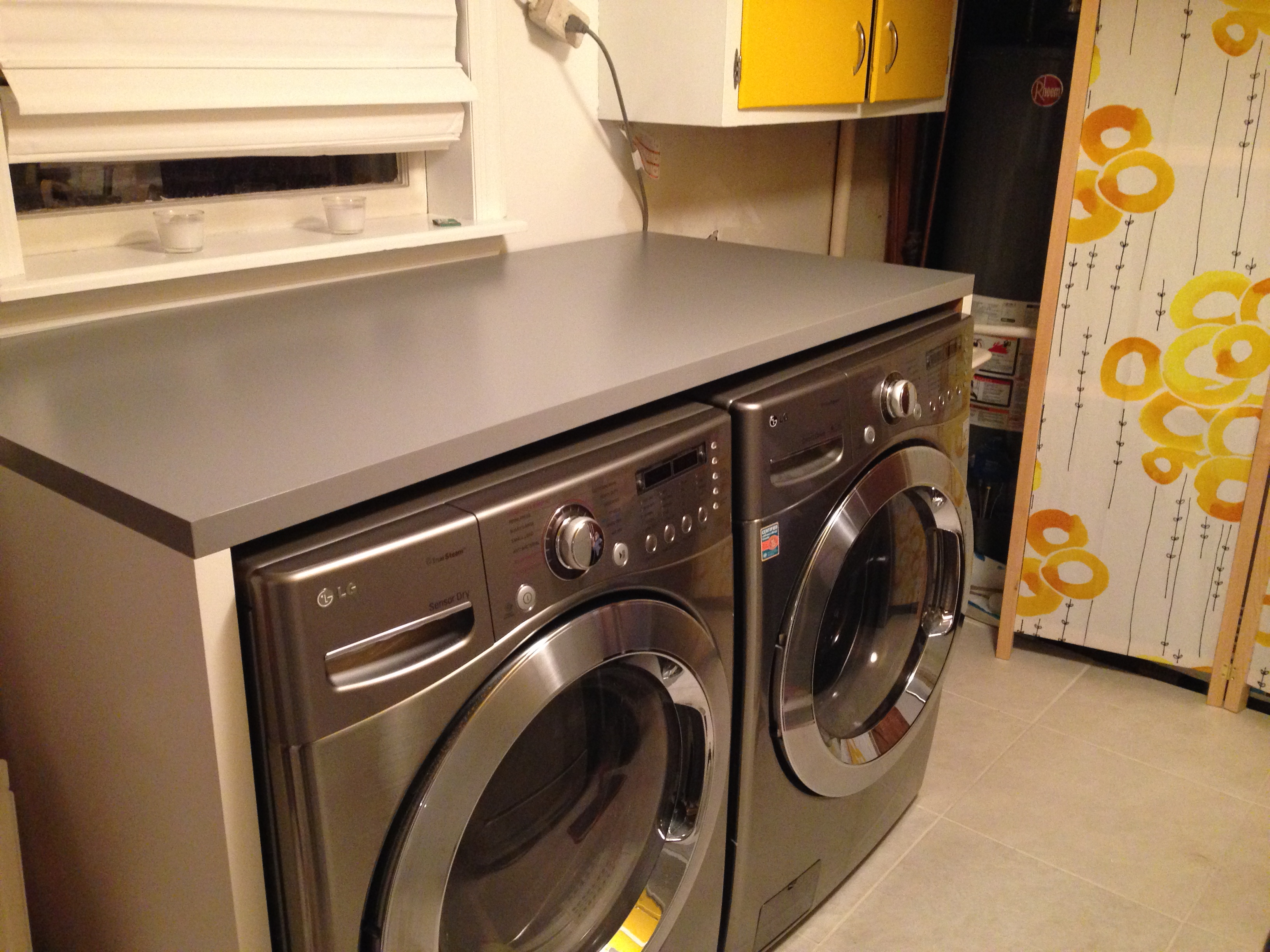 House Project: Laundry Room (and Table!)