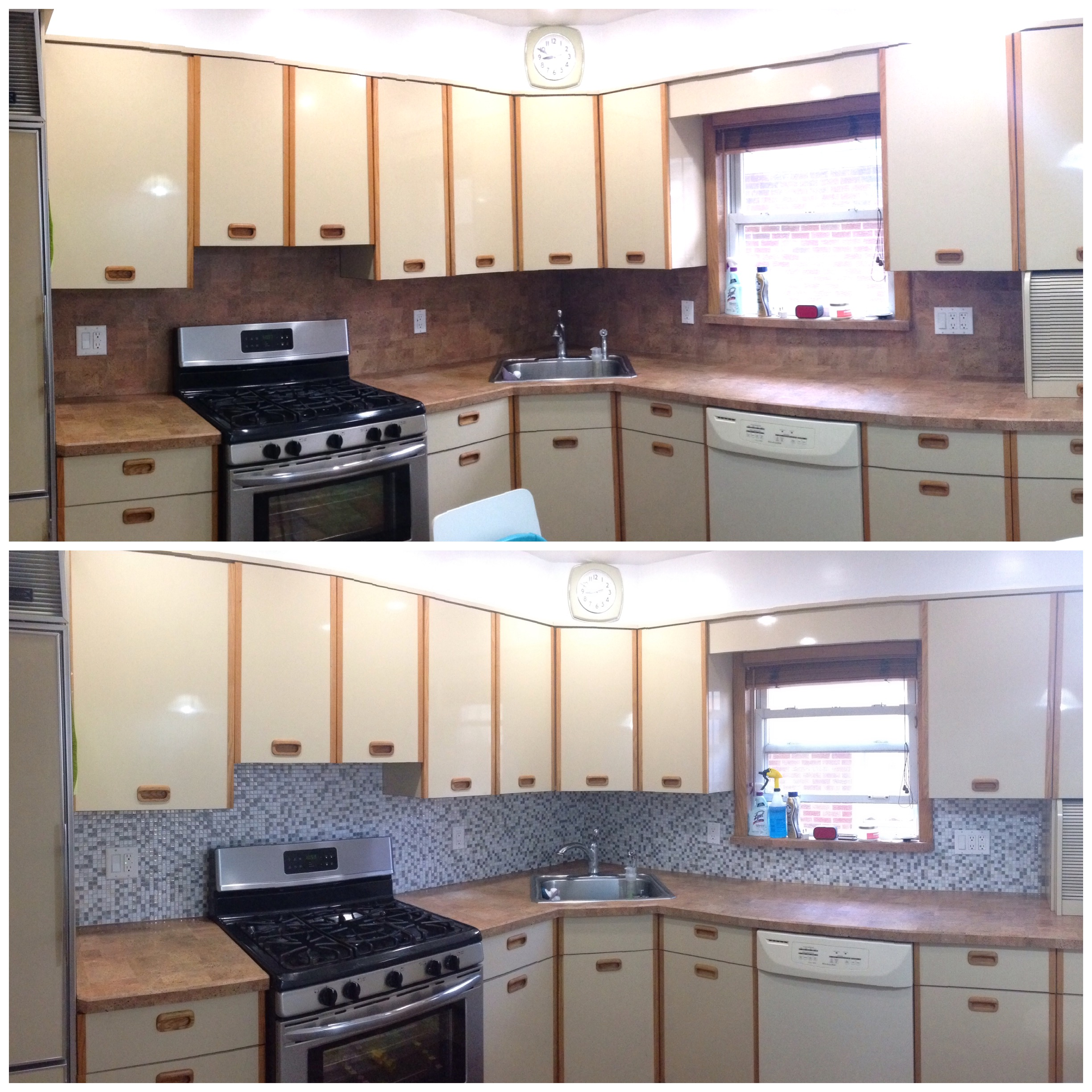 Merveilleux Kitchen Before And After