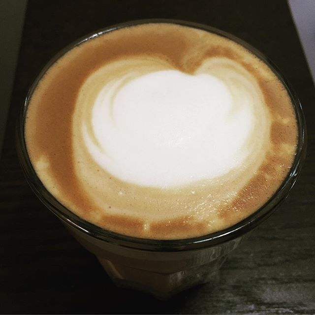 Getting better at this latte thing