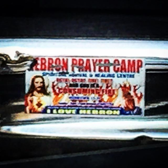 "Thought this sticker said ""Lebron Prayer Camp"" and was legit intrigued for a hot second."