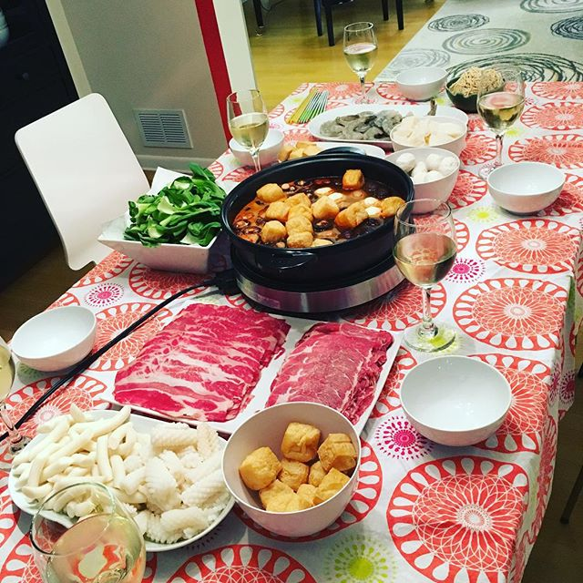 How many pictures of hot pot is too many?