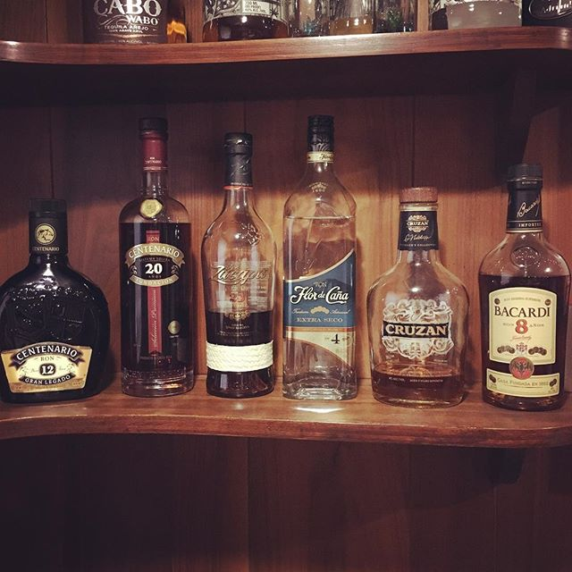 No YOU have a rum problem
