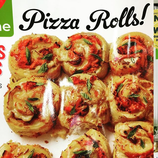 Wtf those are not Pizza Rolls okay