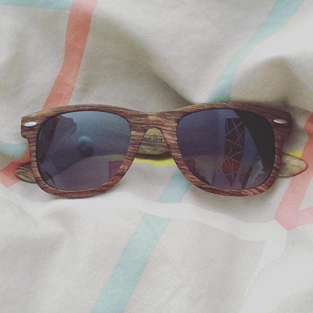 Also got him some baller sunglasses. Kinda jealous of these.