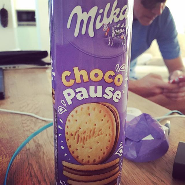 Choco Pause are like if those Keebler Elf fudge cookies didn't suck.
