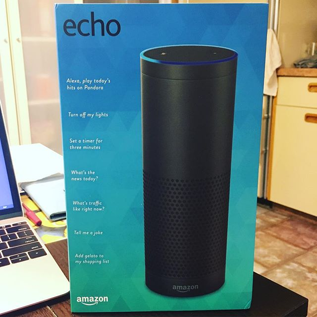 Alexa, tell me what to do with my new toy.