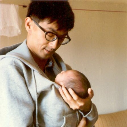 Love seeing so many friends post pictures from the 80s of their cool Asian dads so here's mine. Happy Father's Day!