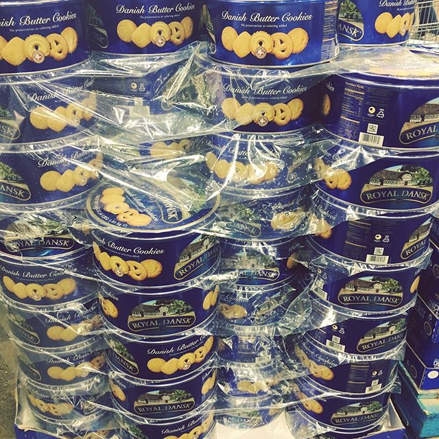 Look at all these sewing kits!