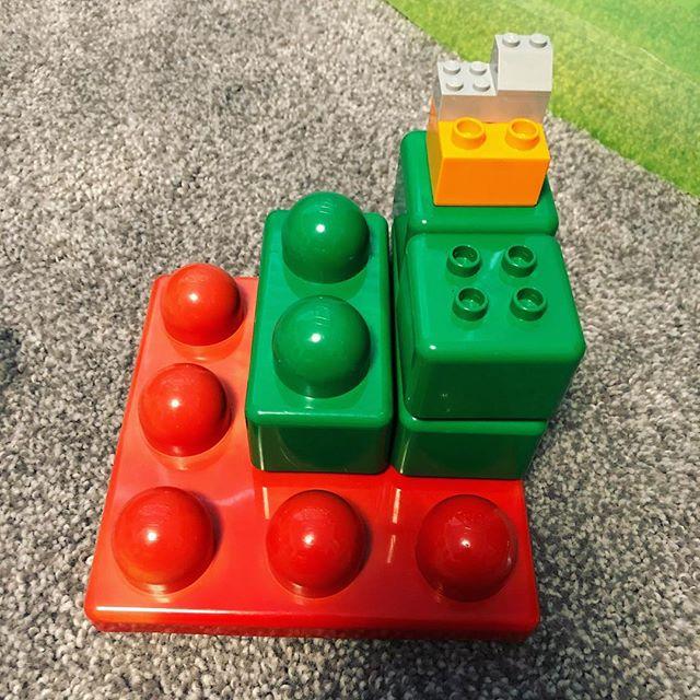 LEGO to DUPLO to PRIMO