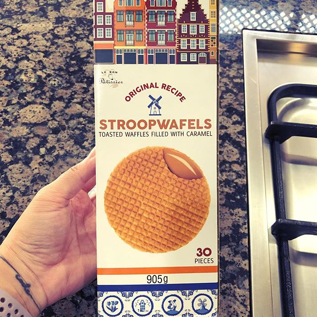 We found stroopwafels at PriceSmart (Costco), RIP my waistline