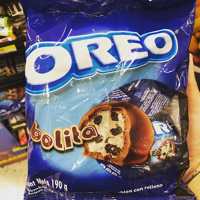 Oreo bolitas - are these going to be terrible or amazing?