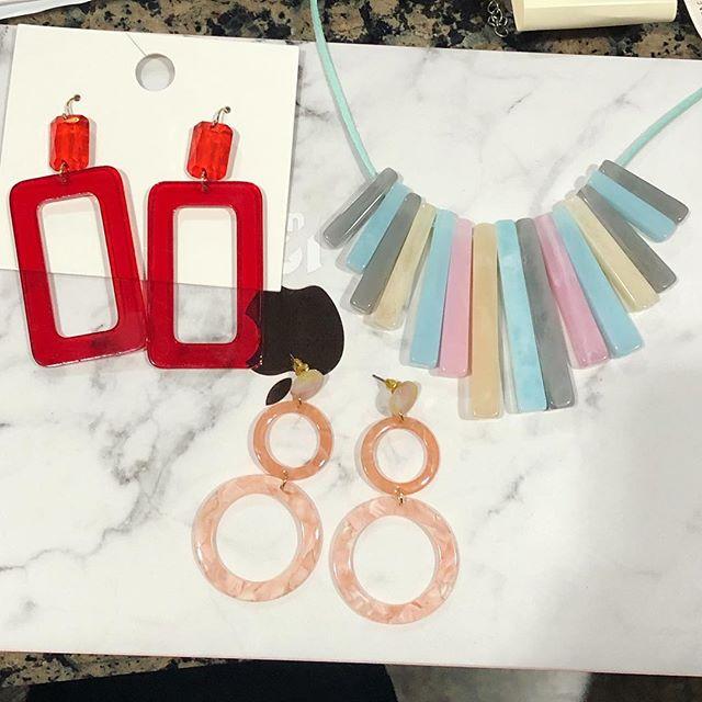 I have an acrylic jewelry problem
