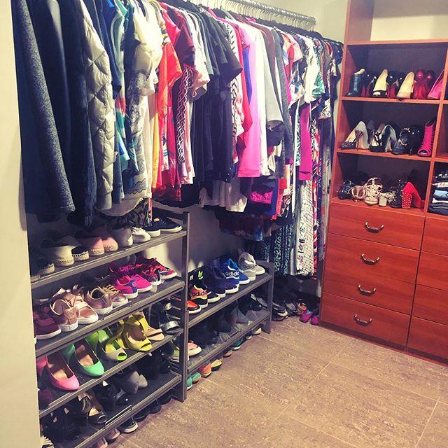 Closet! Space!