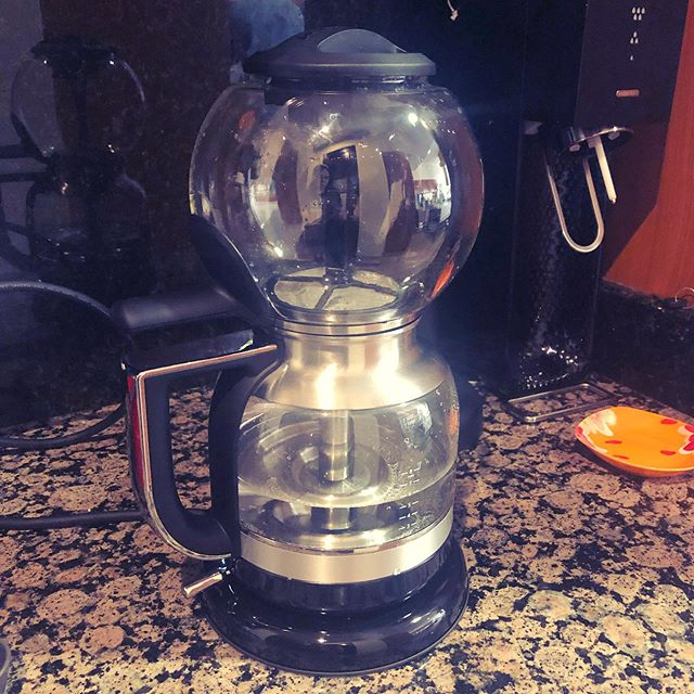 New coffee toy