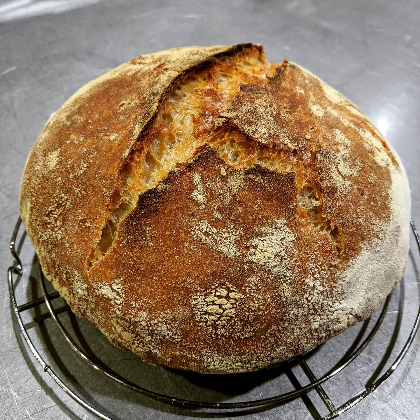 I regret to inform you that I, too, am a no-knead bread person.