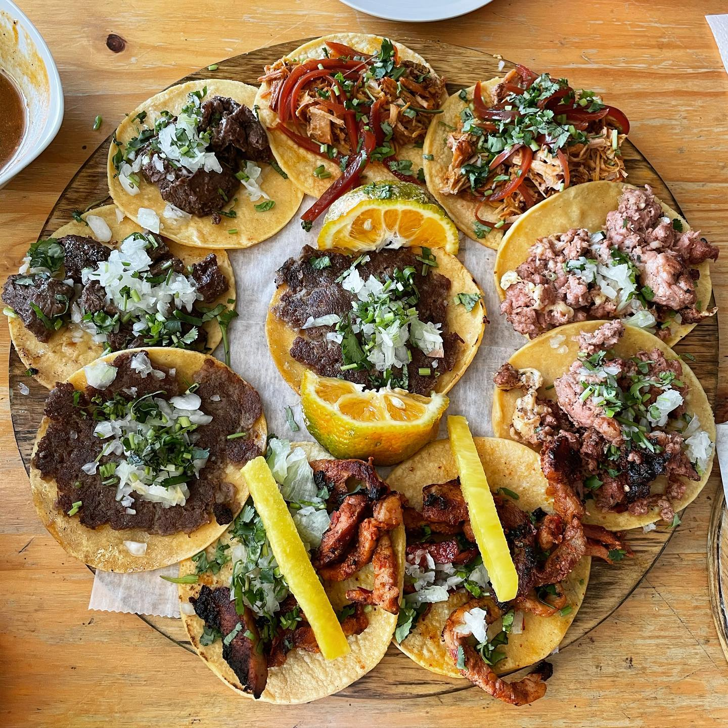 Easter tacos should be a thing