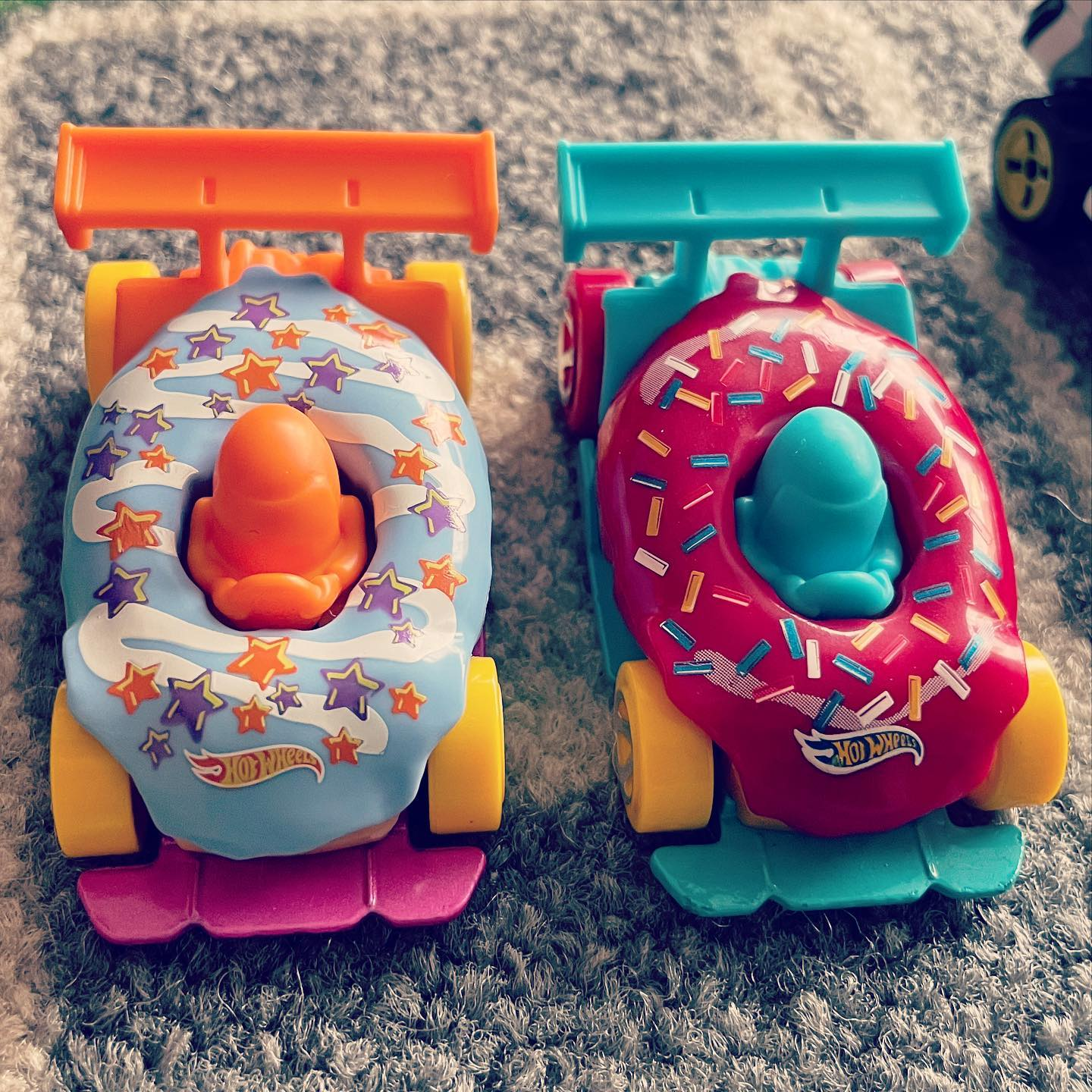 Donut Hot Wheels, because I am also a child